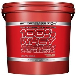 Scitec Nutrition 100% Whey Protein Professional 5000g Cappuccino
