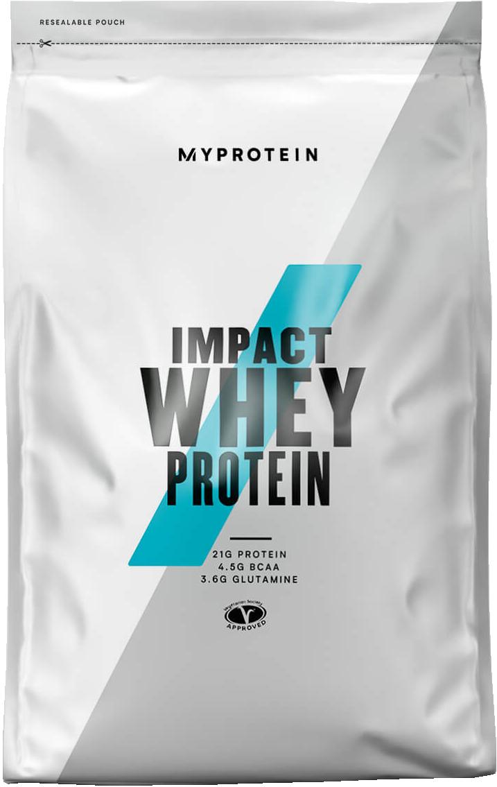 MyProtein Impact Whey Protein 2500g Kokos