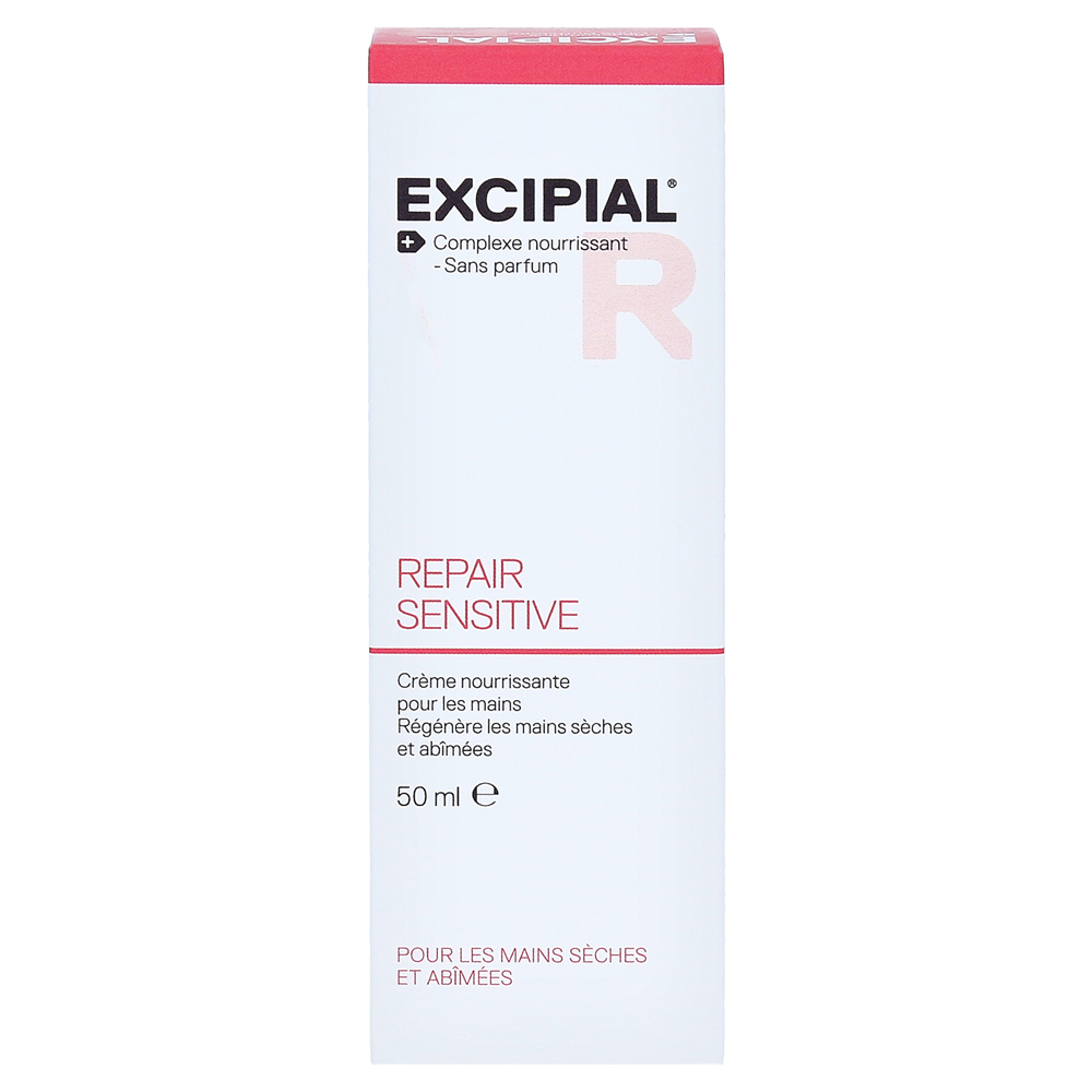Excipial Repair Sensitive krém na ruky 50ml