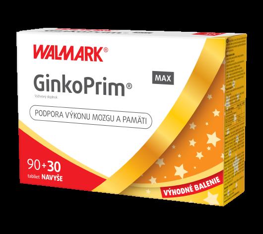 Walmark Vianoce GinkoPrim MAX 90+30 tabliet