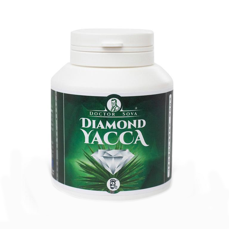 Diamond Yacca 140 kapsúl