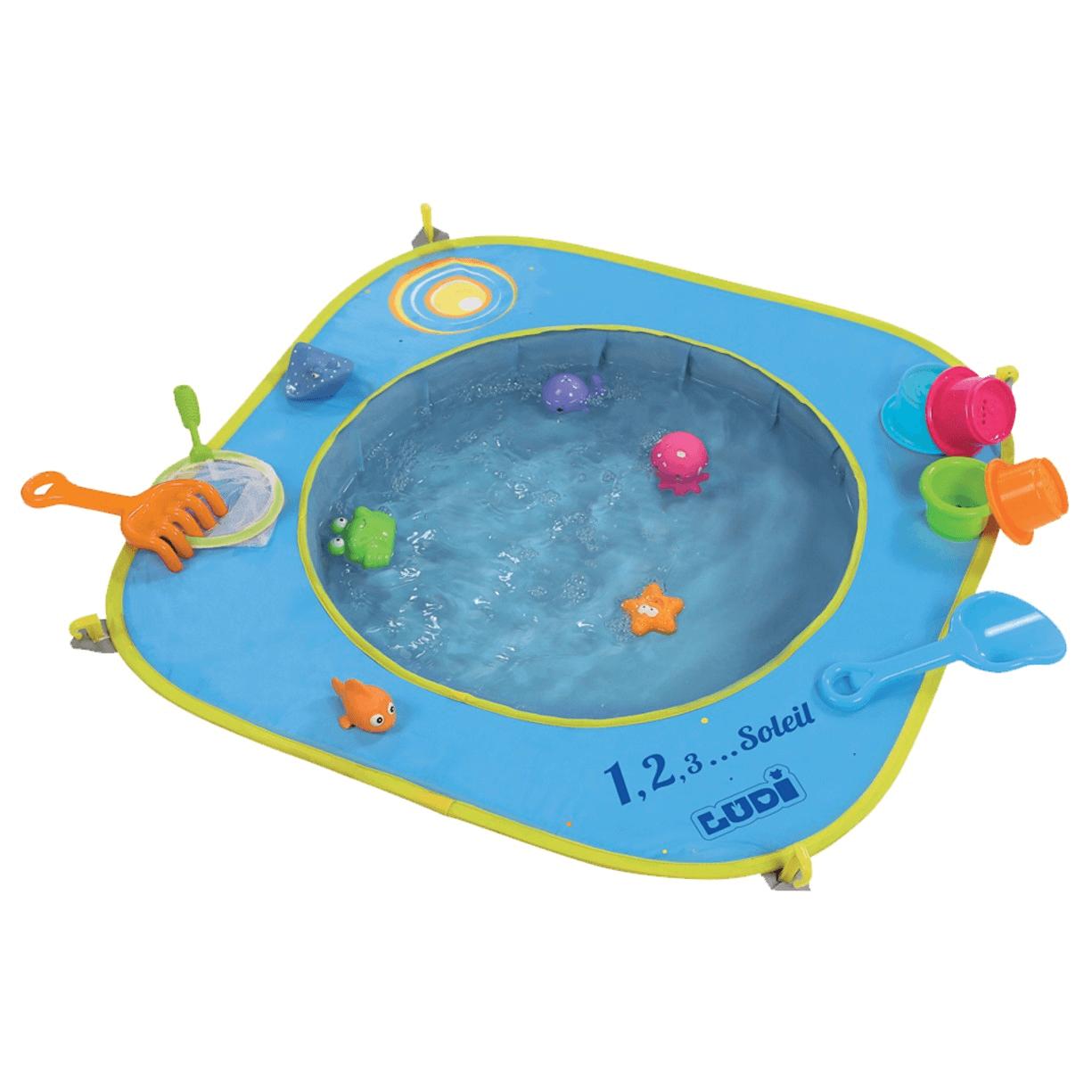 Ludi Skladací bazén na pláž 1ks