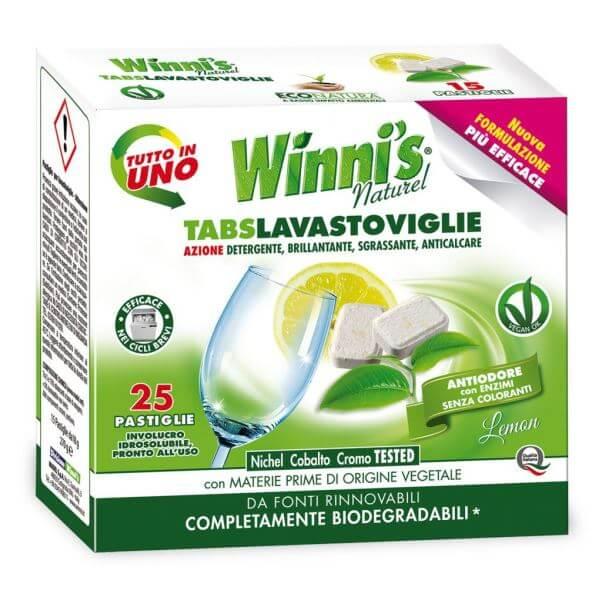 Winni´s Lavastoviglie Eco Tablety do umývačky 25ks