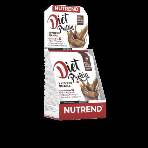 NUTREND Diet Proteín 5x50g čokoláda