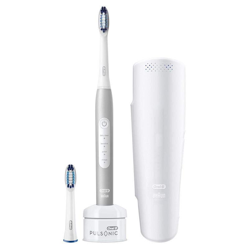 Oral-B Elektrická kefka Pulsonic SLIM LUXE 4200 Platinum Travel Edition