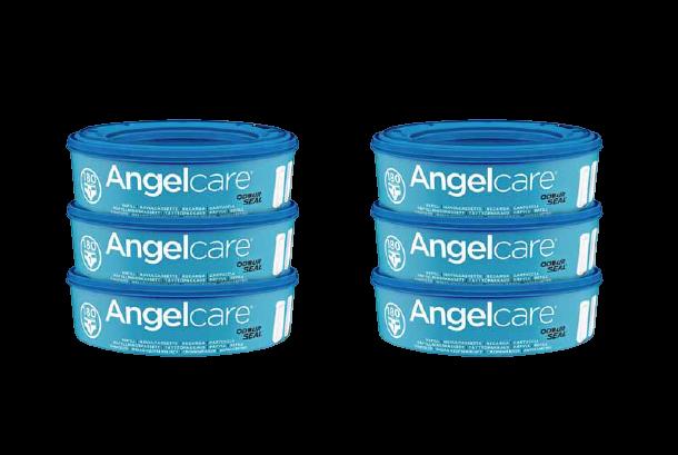 Angelcare Náhradné kazety 6ks