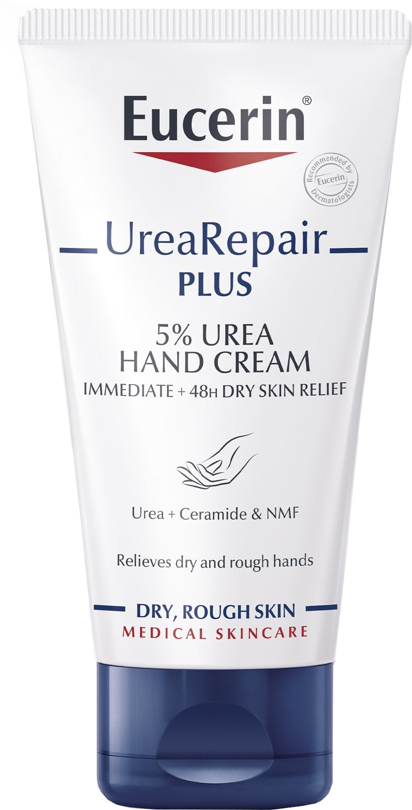 Eucerin UreaRepair PLUS Krem na ruky 5% Urea 75 ml