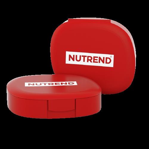 NUTREND Pill Box - 2019 červený