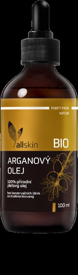 Allskin BIO Argánový Olej 100ml