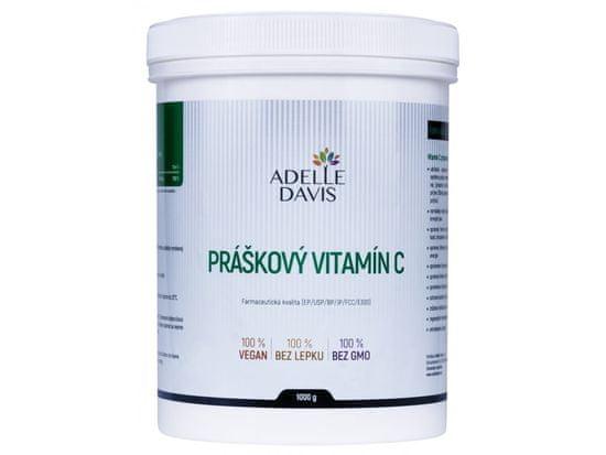 Adelle Davis Práškový vitamín C 1000g