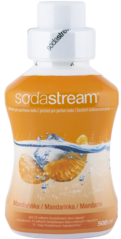 Sodastream Sirup Mandarínka 500ml