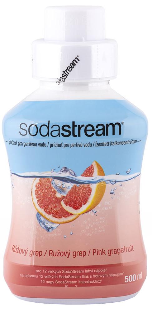 Sodastream Sirup Růžový grep 500ml