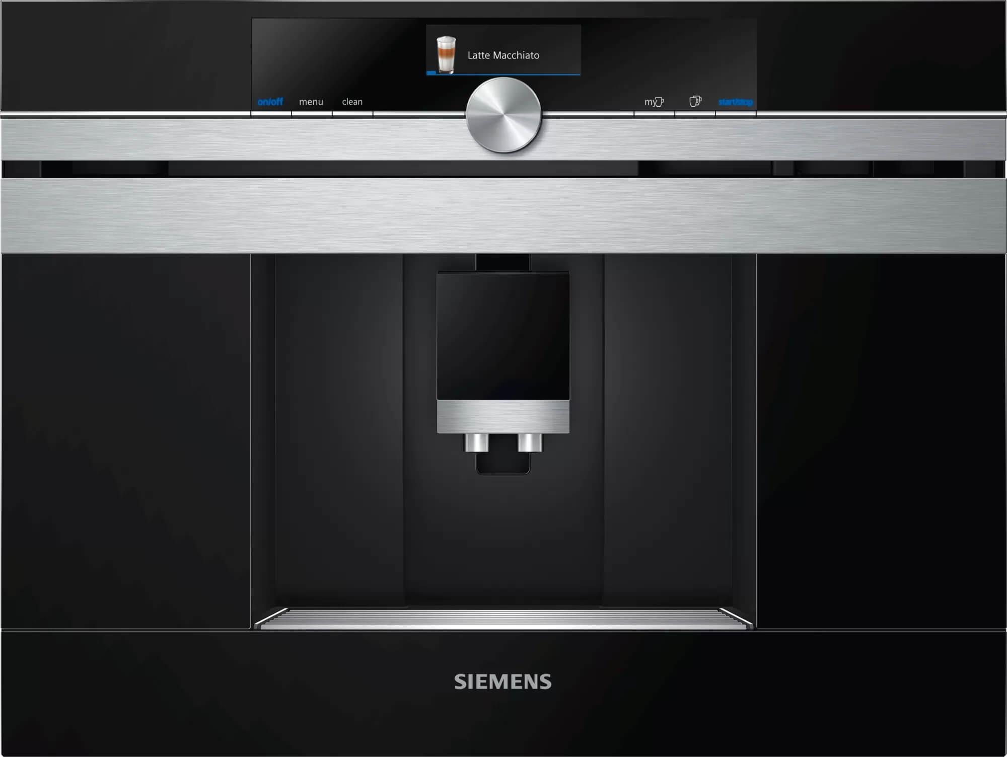 Siemens iQ700 Zabudovateľný plne automatický kávovar