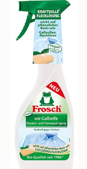 """Frosch Sprej na škvrny a la """"žlčové mydlo"""" 500ml"""