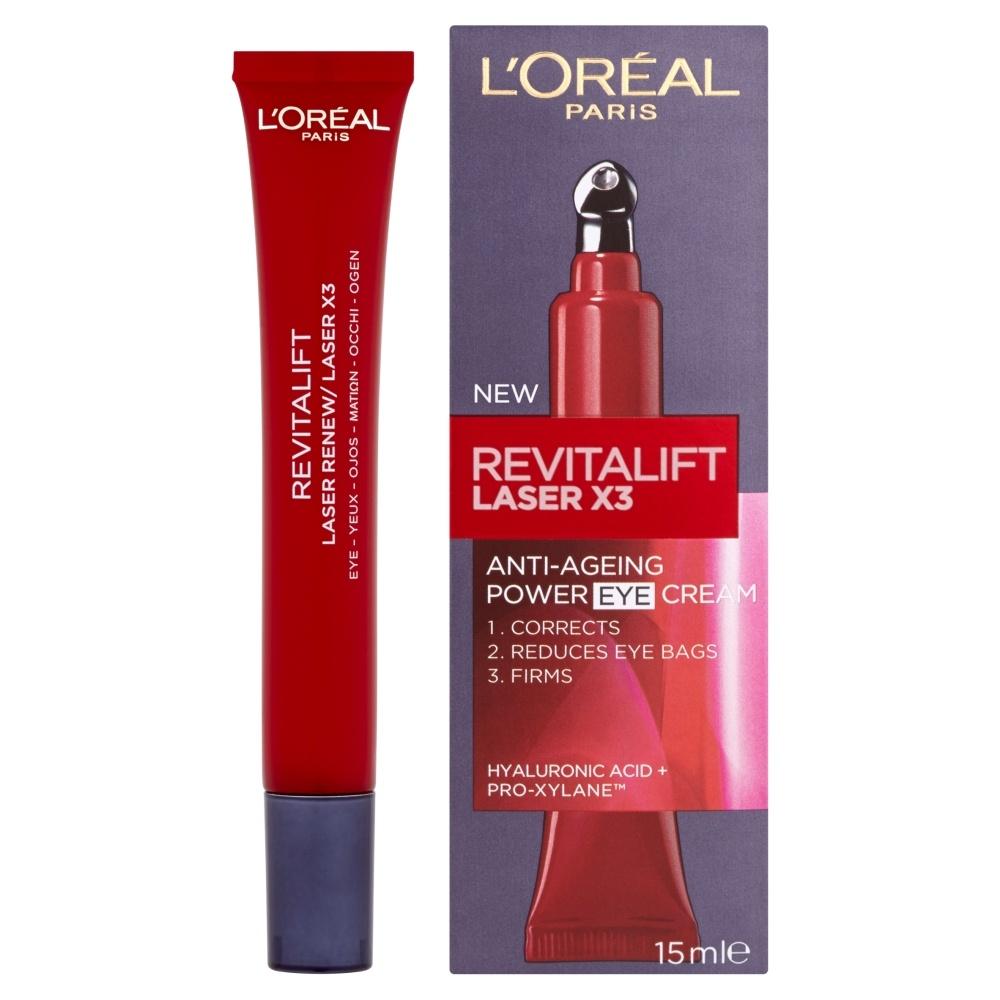 L'Oréal Paris Revitalift Laser očný krém 15ml