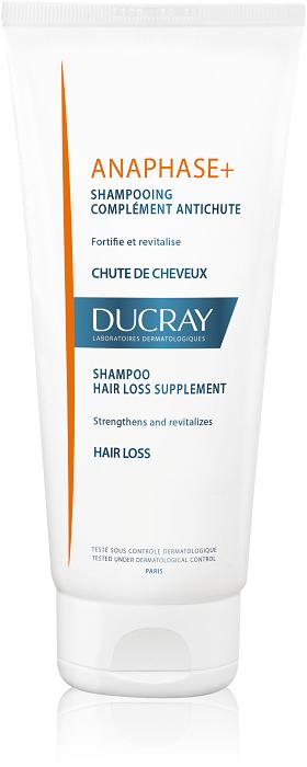 Ducray Anaphase+ Šampón pre posilnenie a revitalizáciu vlasov pri vypadávaní 200ml