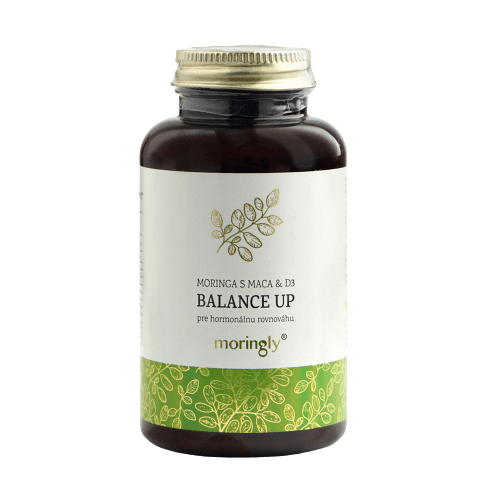 Moringa Caribbean Balance Up 120ks