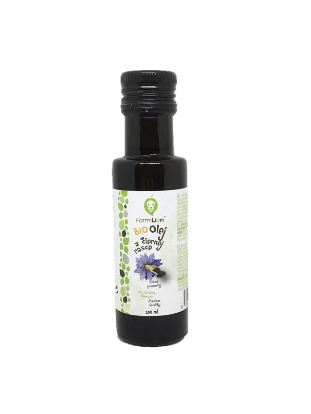 Farmilion BIO Olej z čiernej rasce 100ml