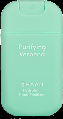 HAAN Purifying Verbena čistiaci sprej na ruky s antibakteriálnym účinkom 30ml