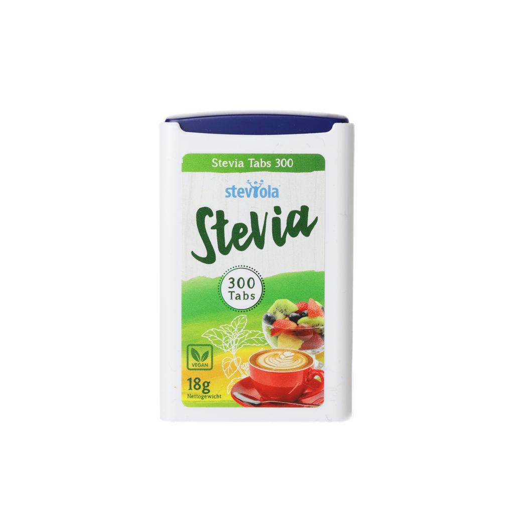 El Compra Import Steviola - Stévia tablety v dávkovači 300ks