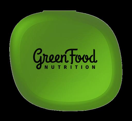 GreenFood Zásobník na kapsule 1ks Zelená