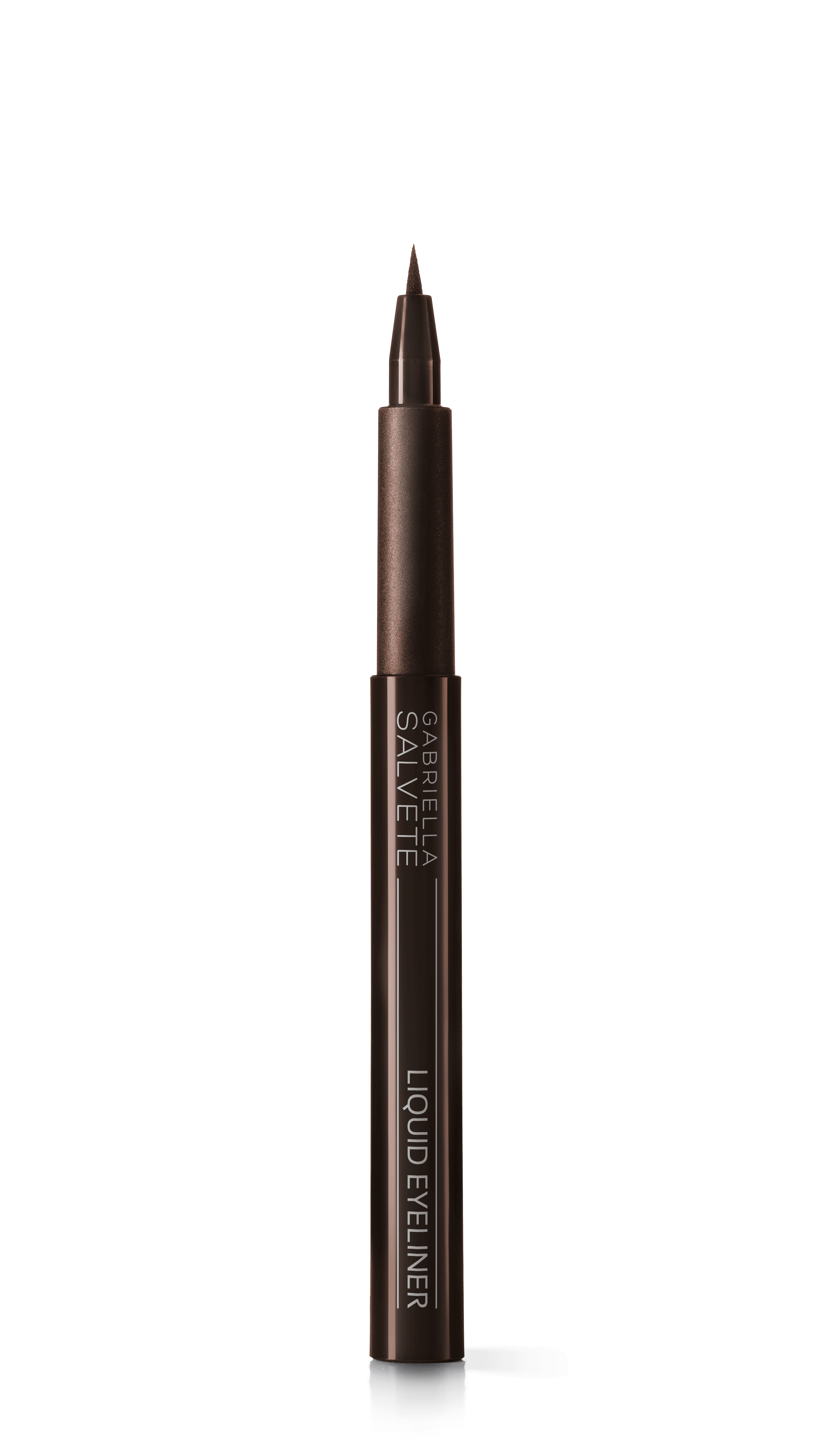 Gabriella Salvete Tekuté očné linky Liquid Eyeliner in Pen 02 Brown