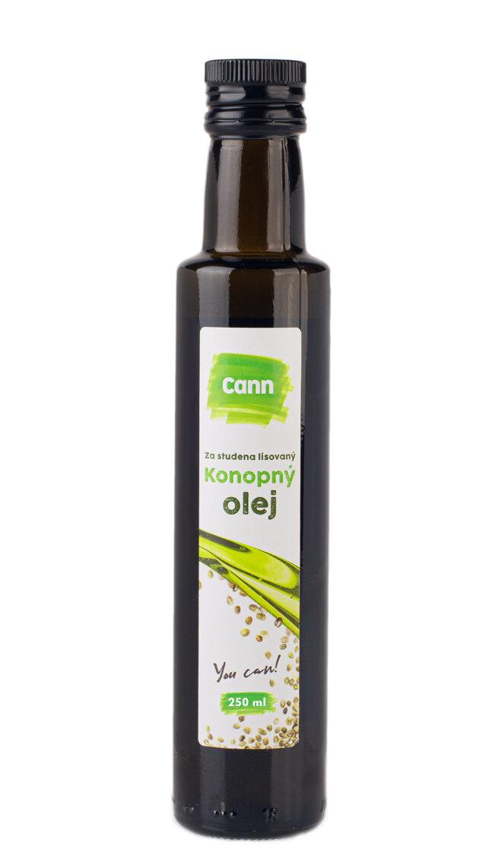 Cann Konopný olej 250ml