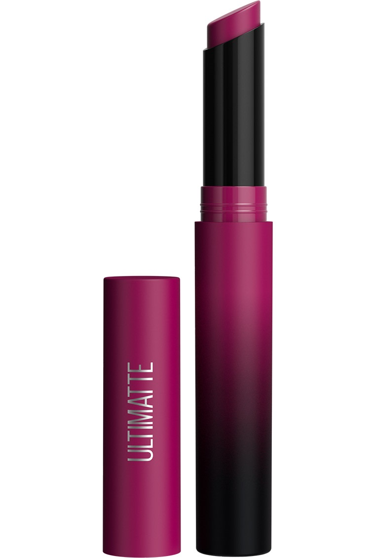 Maybelline NY Color Sensational Ultimatte Slim gélový dlhotrvajúci rúž 099 More Berry 2g
