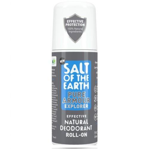 Salt of the Earth Prírodný kryštálový deodorant Explorer sprej 100ml