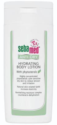 Sebamed Hydratačné telové mlieko s Fytosterolmi 200ml