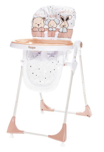 ZOPA Detská stolička Monti, Animal Beige