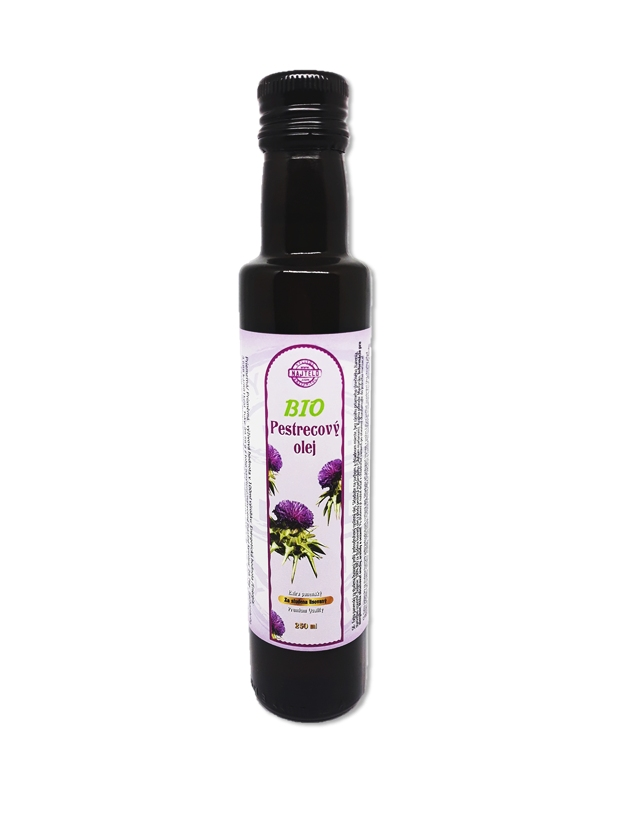 Najtelo pestrecový olej 250ml