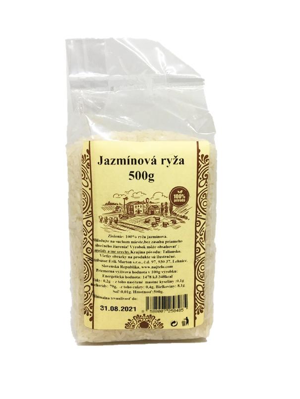 Najtelo Jazmínová ryža 500g