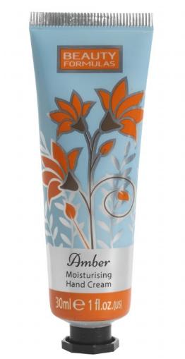 BeautyFormulas Hydratačný krém na ruky 30ml