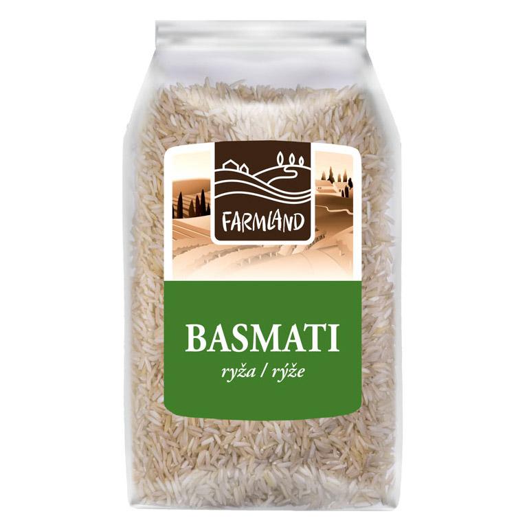 Farmland Ryža Basmati biela 500g