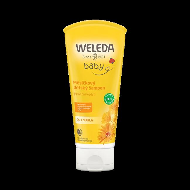 Weleda Baby Nechtíkový detský šampón 200ml