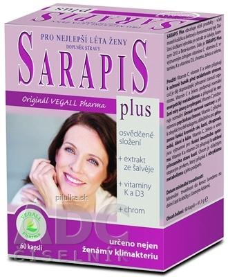 SARAPIS plus 60 cps