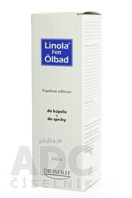Linola Fett Őlbad 200 ml